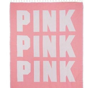 NEW Victoria's Secret PINK Beach Blanket